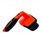 Escova para Limpeza de Rodas Curva - Kers