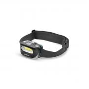 Lanterna de Cabeça Led Cob Pilha SLP 10 - Solver