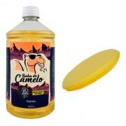 Pretinho Baba De Camelo 1l Para Pneu + Brinde Aplicador