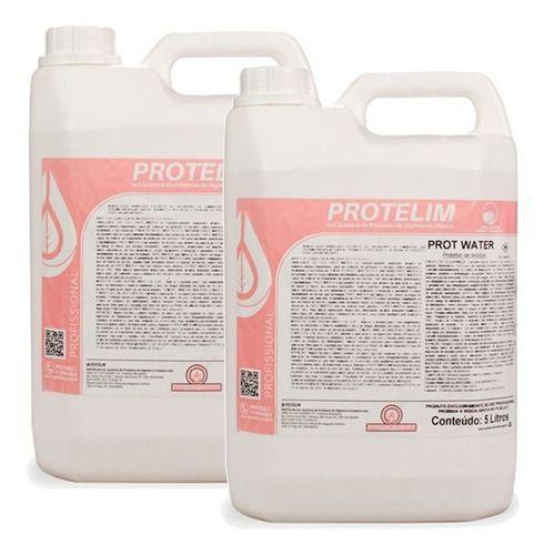 Kit 2 Prot Water Impermeabilizante De Tecidos - Protelim