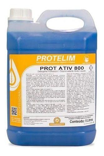 Kit Prot Ativ 800 Protelim + Pulverizador Vonder