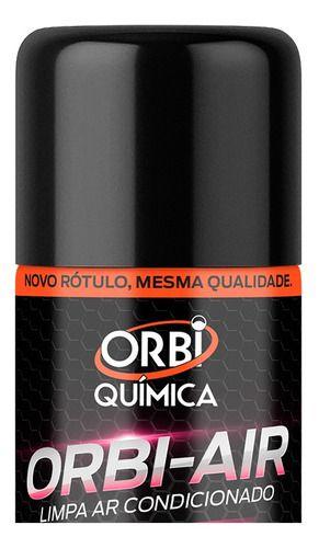 Kit 6 Limpa Ar Condicionado Cheiro Carro Novo - Orbi Air