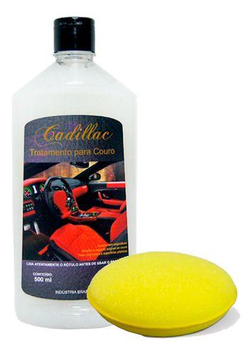 Tratamento para Couro - Cadillac + Brinde
