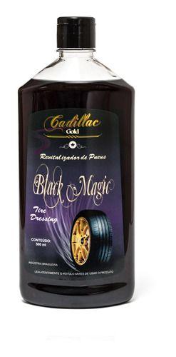 Revitalizador de Pneus Black Magic Cadillac + Brinde
