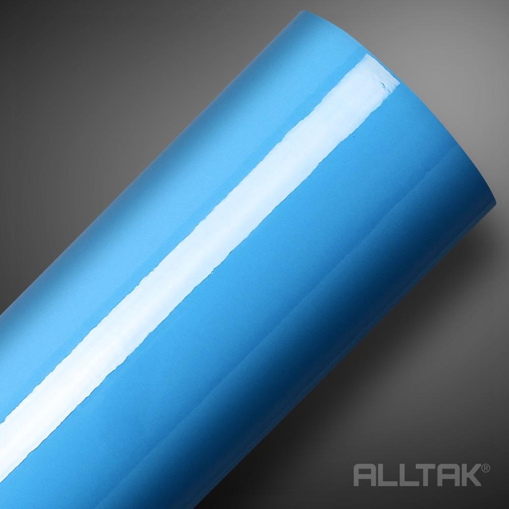 Adesivo Envelopamento Blue Baby Ultra 0,10x1,38cm - Alltak