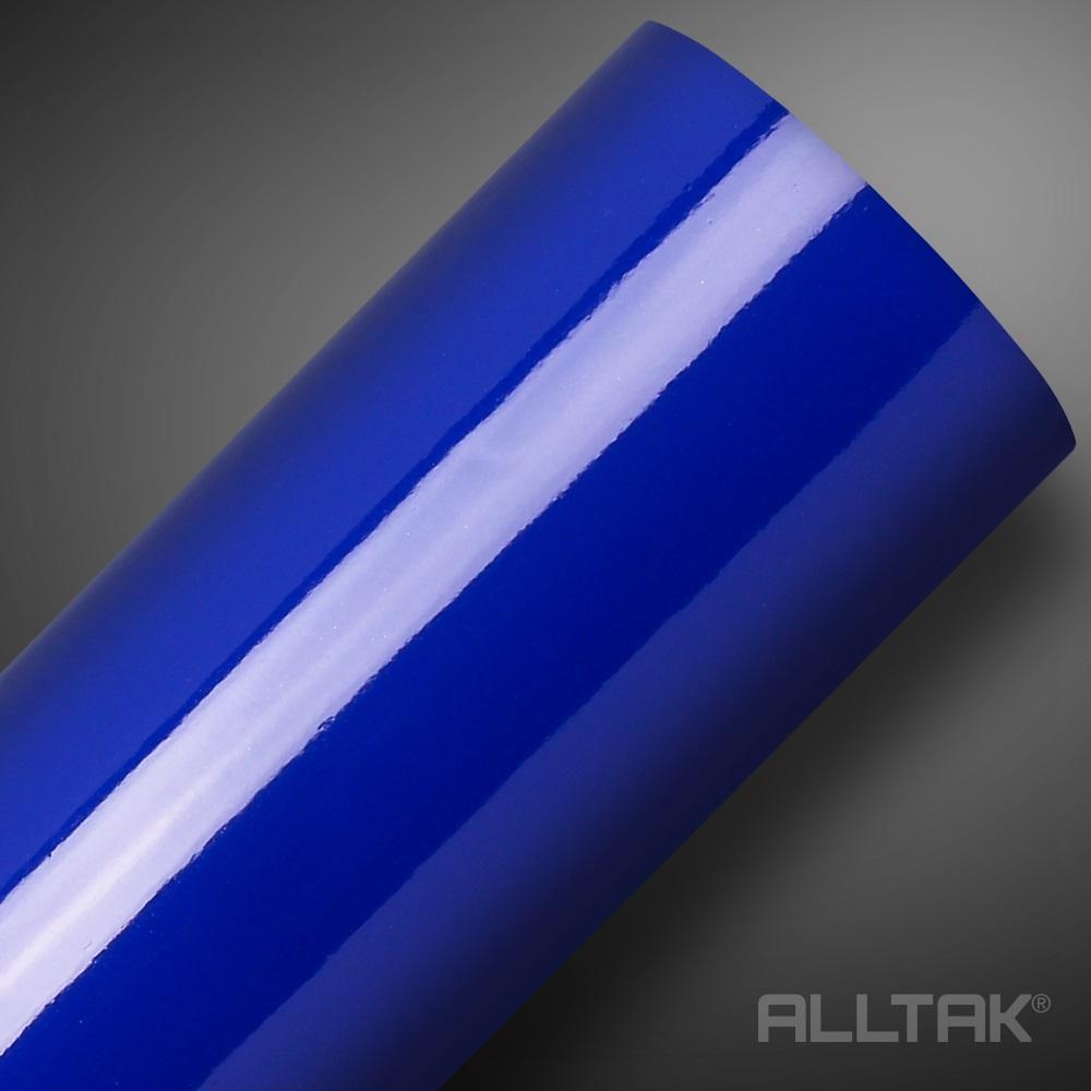 Adesivo Envelopamento Blue Mystique Ultra 0,10x1,38cm - Alltak
