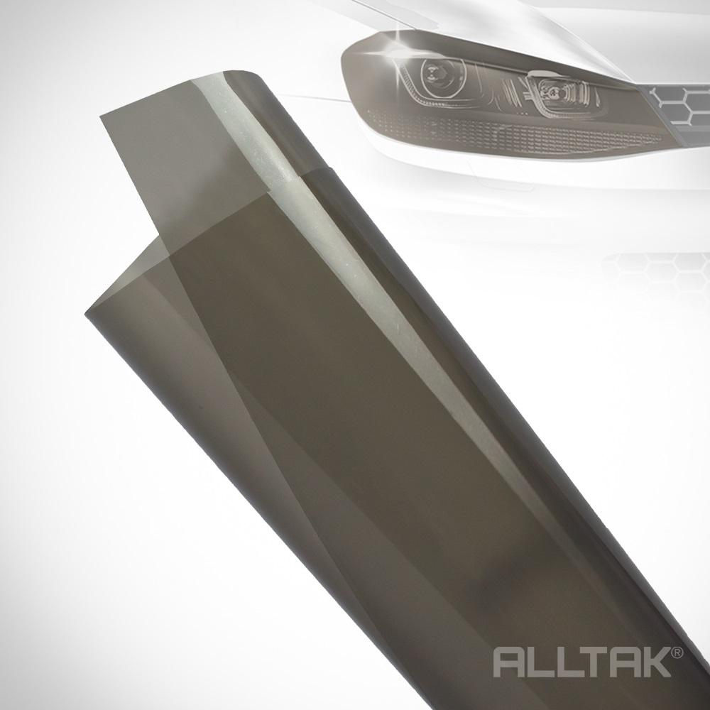 Adesivo Envelopamento Klear Gloss Smoked 0,10x0,46cm - Alltak