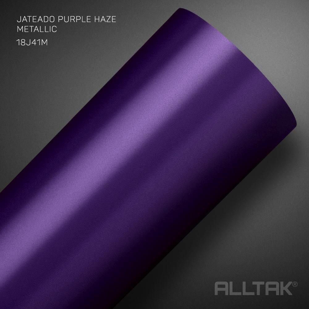 Adesivo Envelopamento Purple Haze Metallic Jateado 0,16x1,38cm - Alltak