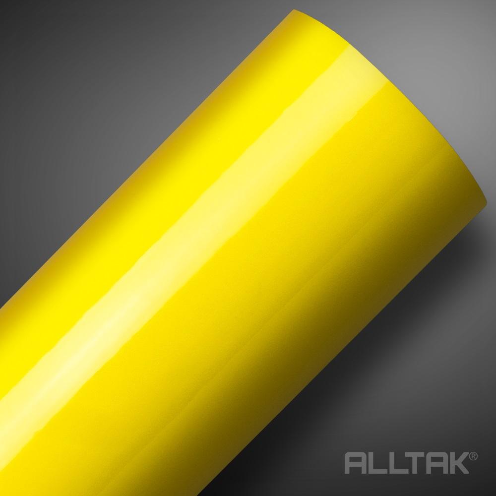Adesivo Envelopamento Yellow Banana Ultra 0,10x1,38cm - Alltak