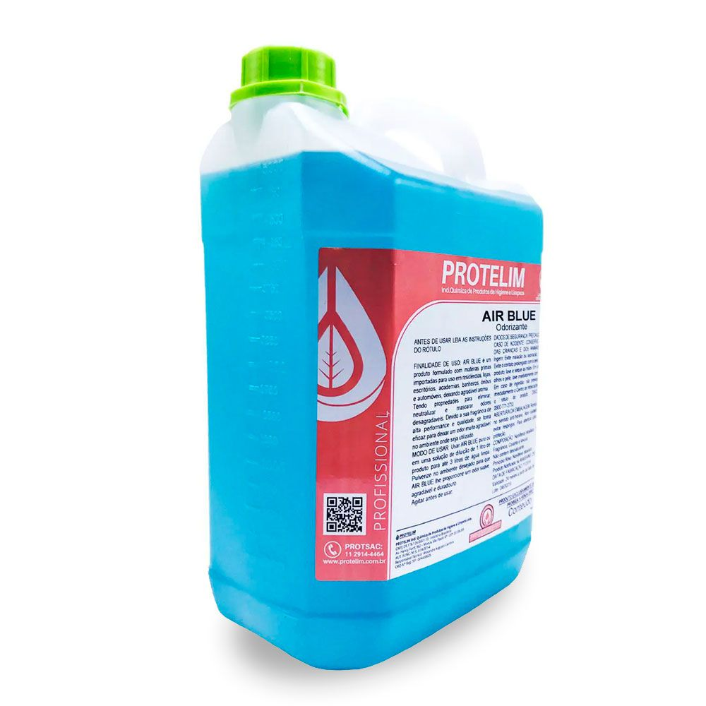 Air Blue 5L (Aromatizante) - Protelim