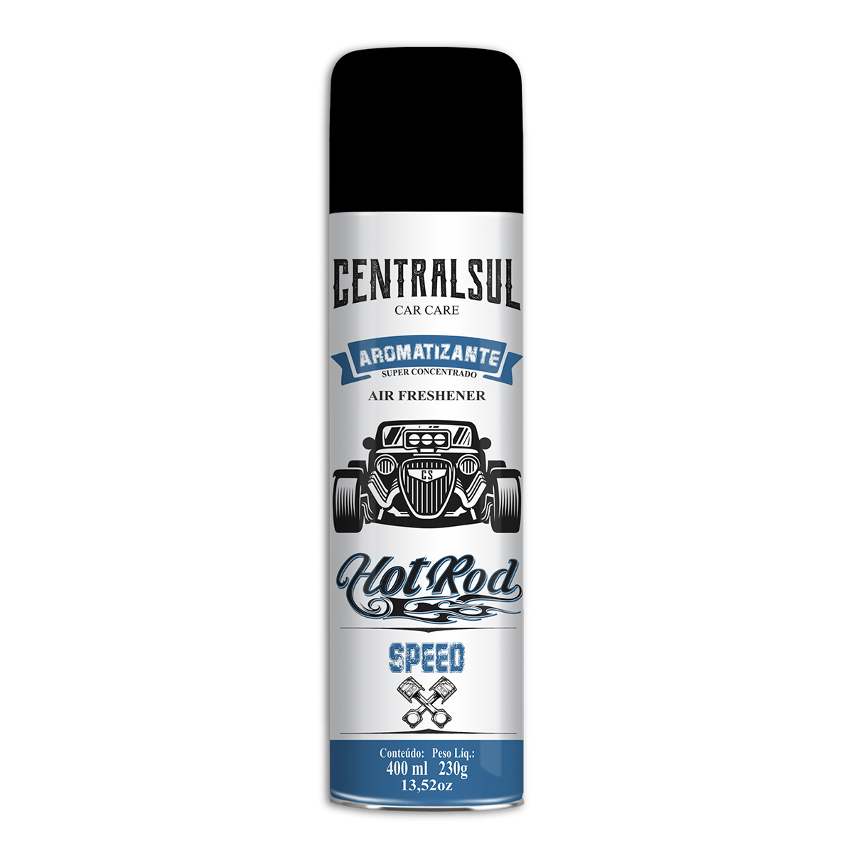 Aromatizante Hot Rod Speed 400ml - Centralsul