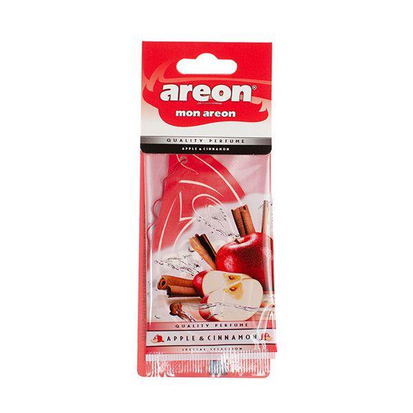 Aromatizante Mon Areon - Apple e Cinnamon (Maça e Canela)