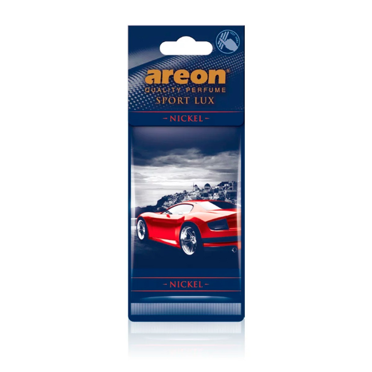 Aromatizante Mon Areon - Sport Lux Nickel