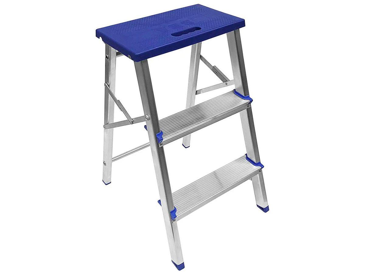 Banqueta Escada de Alumínio -  SBA