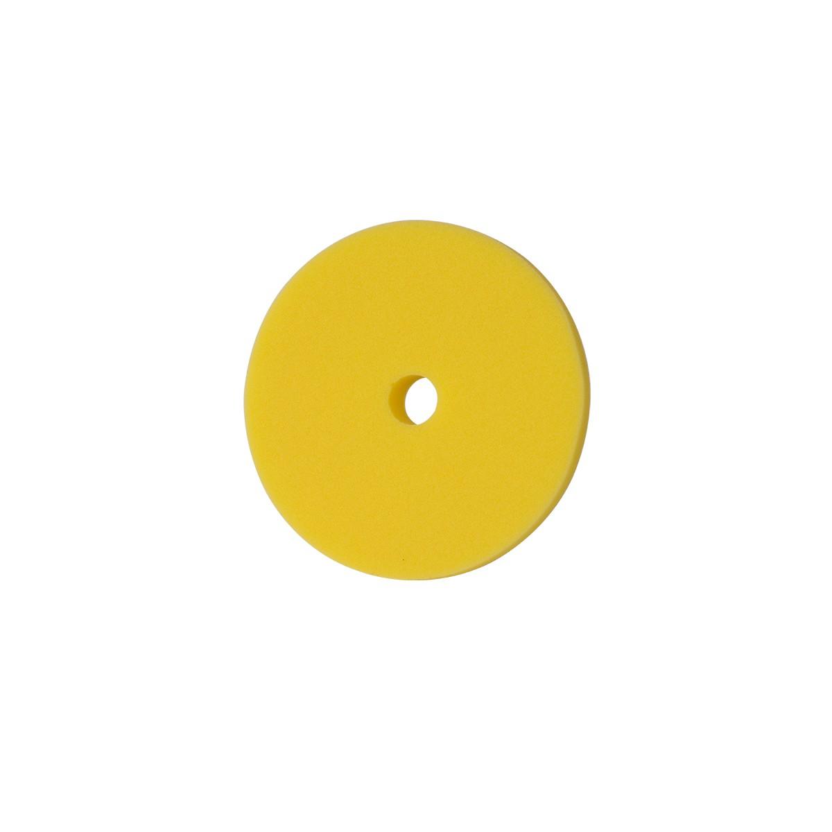 Boina Medium Cut Foam Pad Yellow 150mm/5 ( Boina de espuma de corte médio amarelo ) - Menzerna