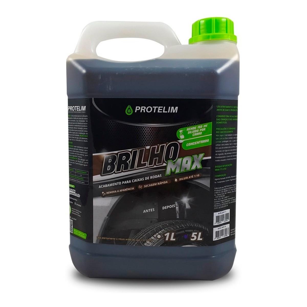 Brilho Max 5L - Protelim