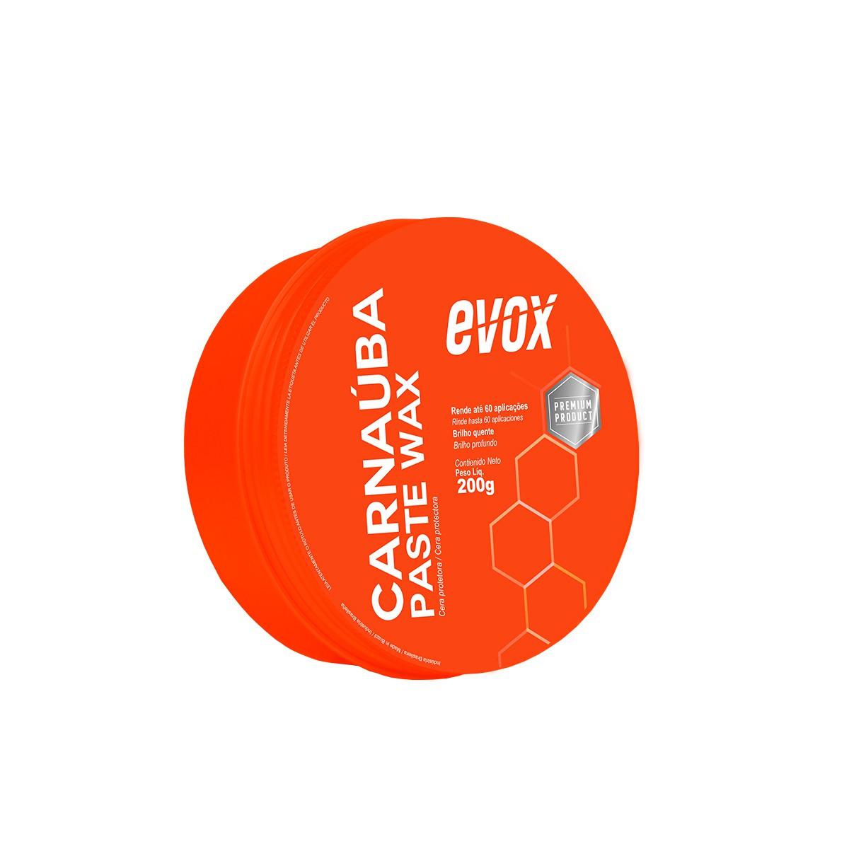 Carnaúba Paste Wax ( Cera Protetora) - Evox