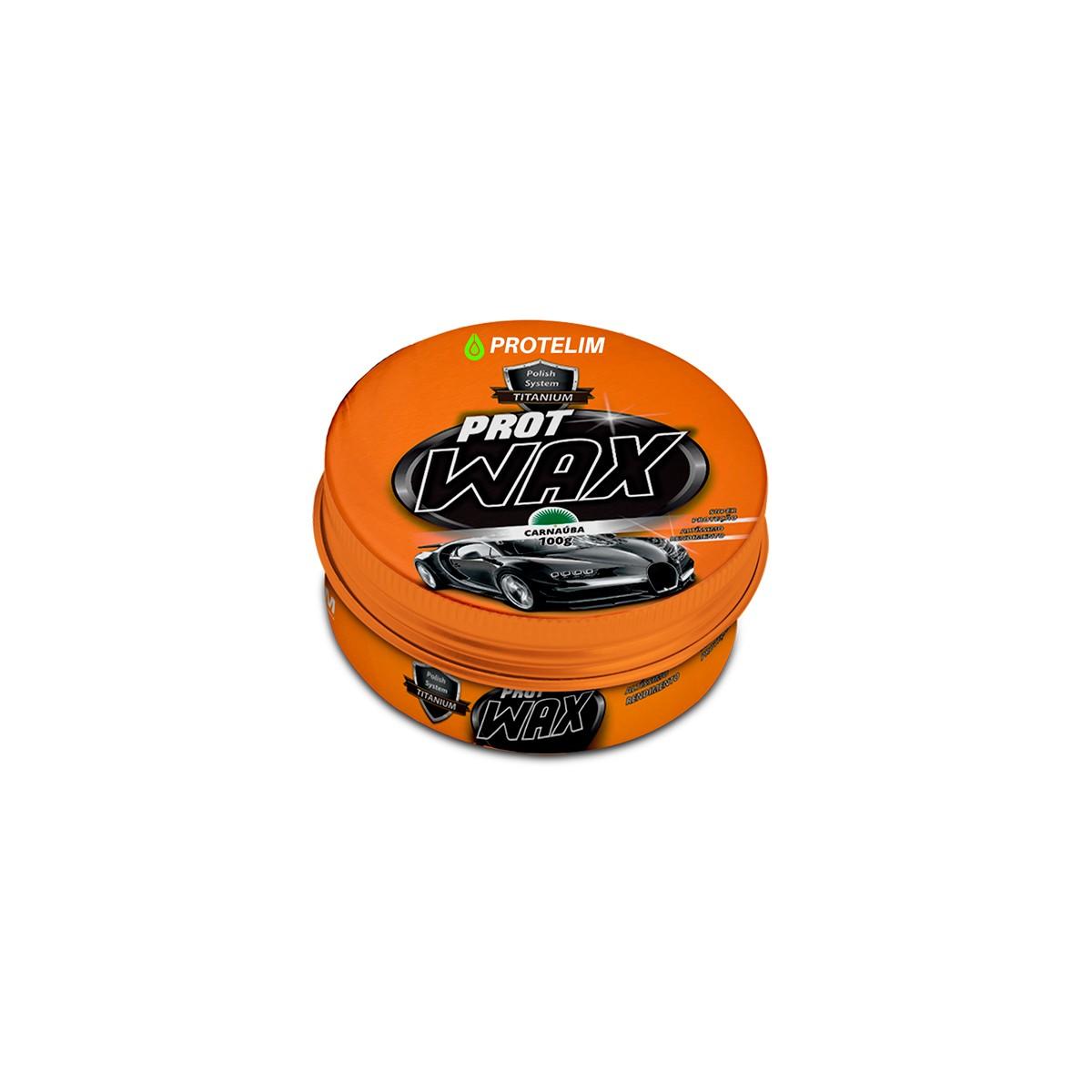 Cera de Proteção Prot Wax 100gr - Protelim