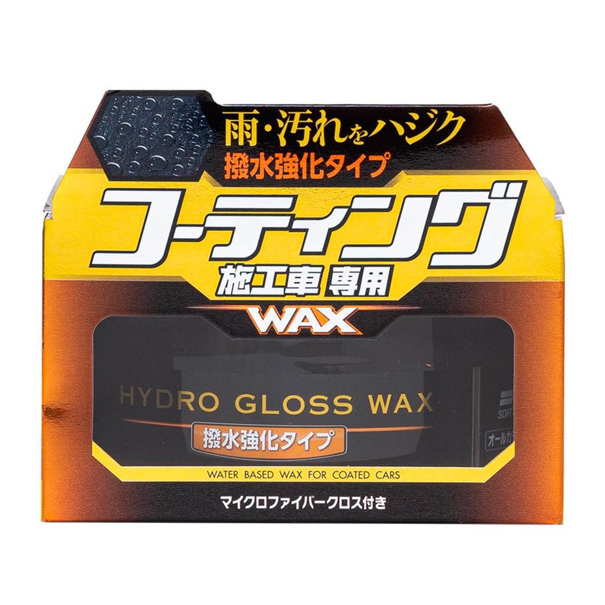 Cera Hydro Gloss 150g - Soft99