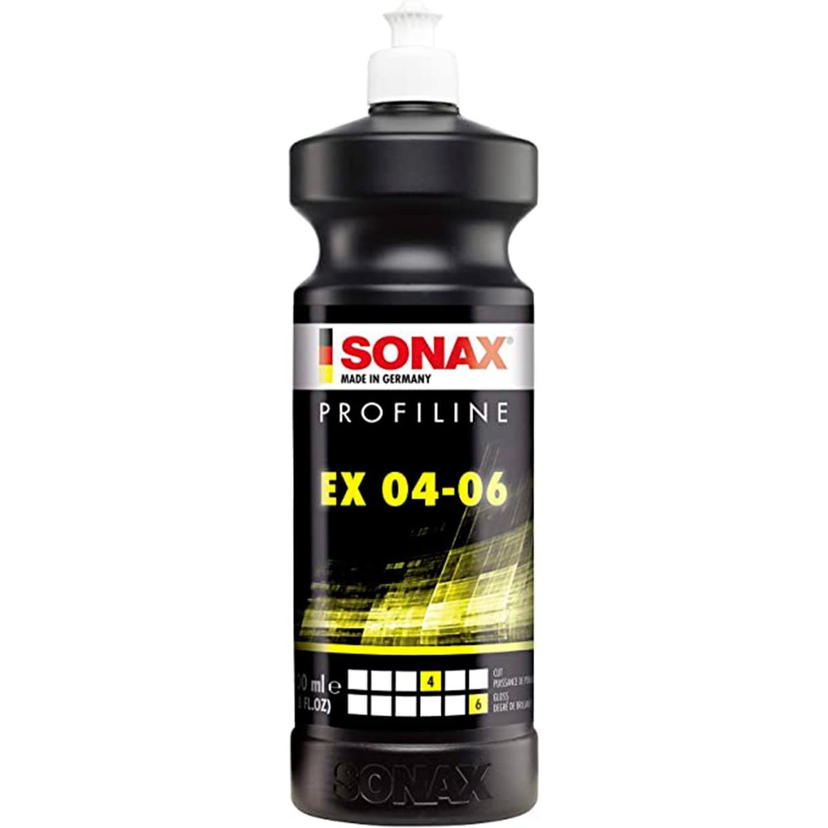 Composto Polidor Ex 04-06 1lt - Sonax
