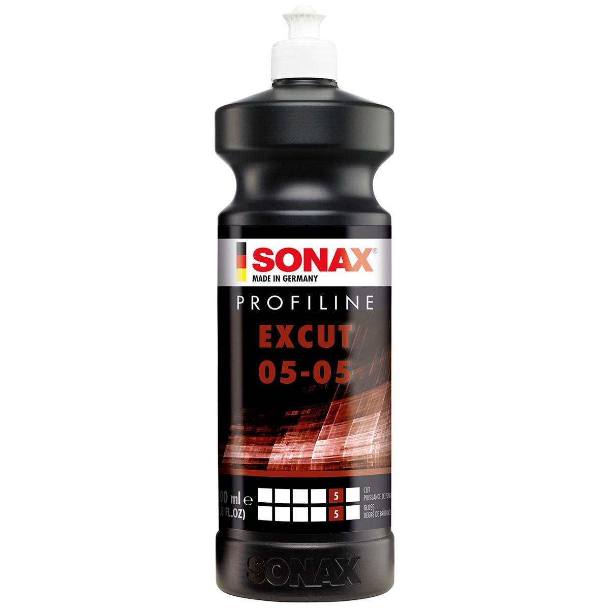 Composto Polidor ExCut 05-05 1lt - Sonax