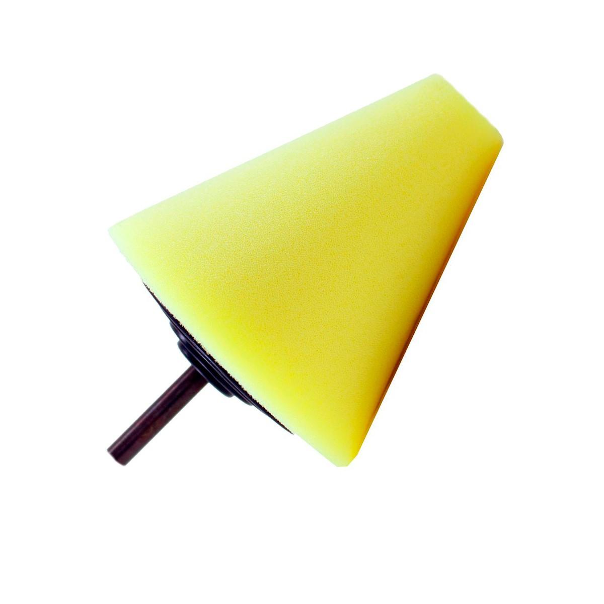 Cone de Espuma para Polimento de Rodas - Detailer