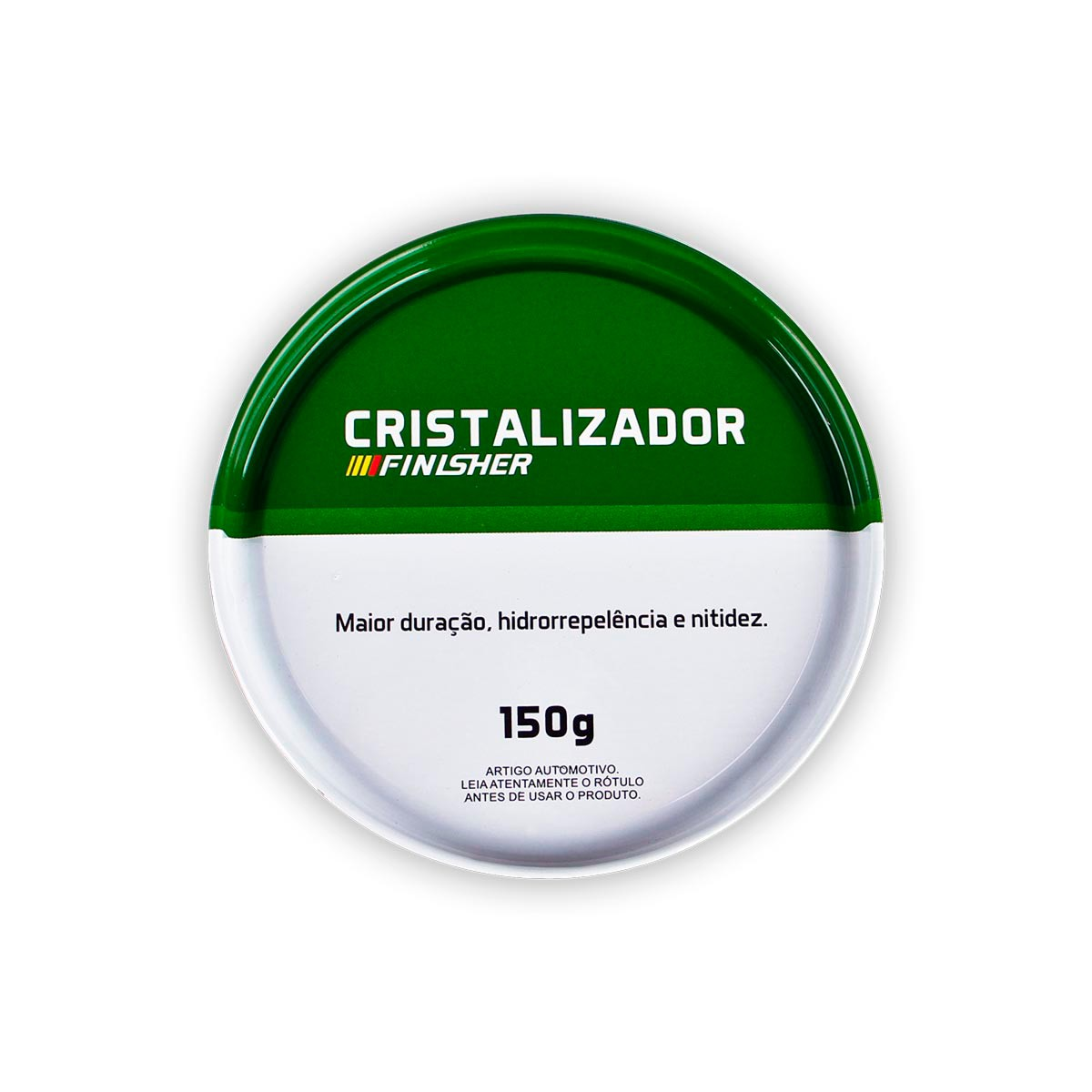 Cristalizador 150G - Finisher