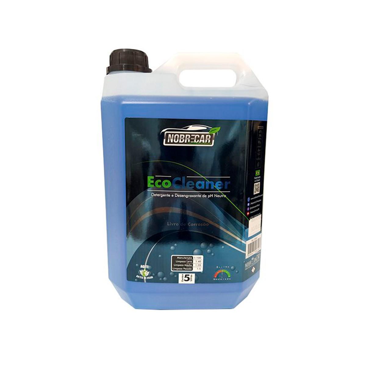 Eco Cleaner - Detergente e Desengraxante de pH Neutro - Nobrecar