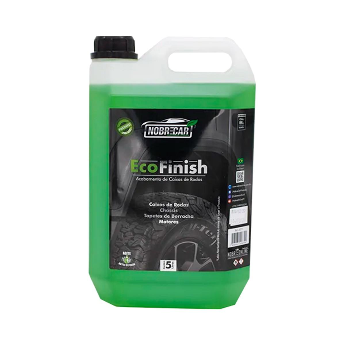 Eco Finish - Pós lavagem de Plásticos - Nobrecar
