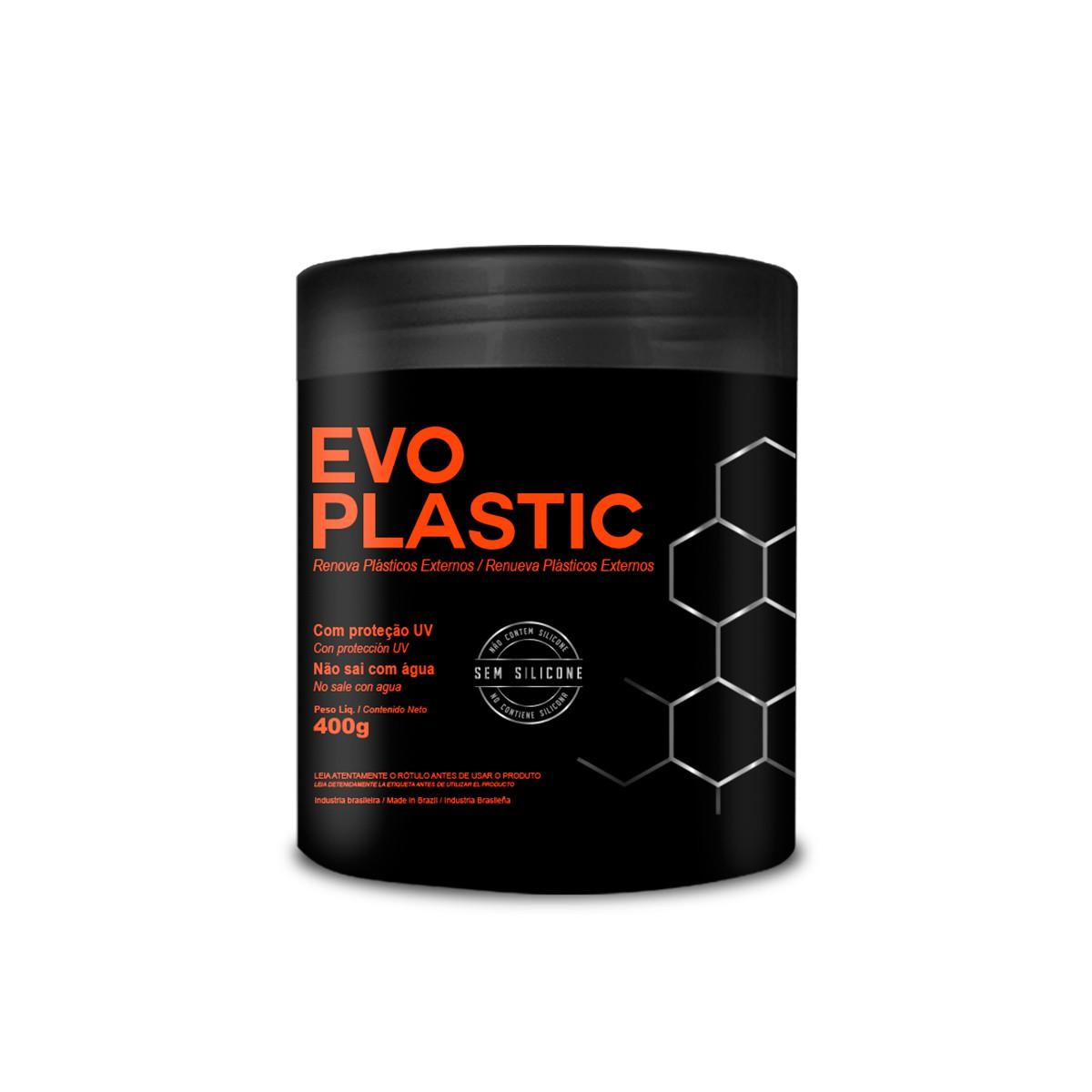 Evoplastic 400G ( Renova Plásticos Externos ) - Evox