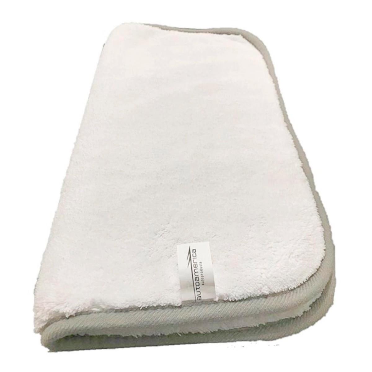 Flanela de Microfibra Branca 1000 g/m² - Autoamerica