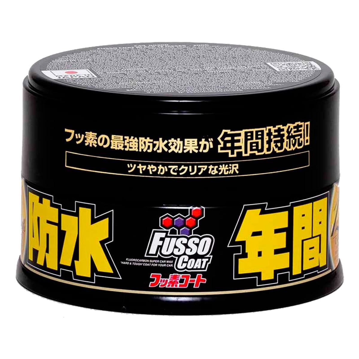 Fusso Coat 12 Mont Dark 200g - Soft99