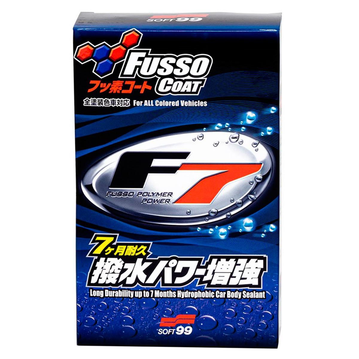 Fusso Coat Líquido F7 300ml- Soft99