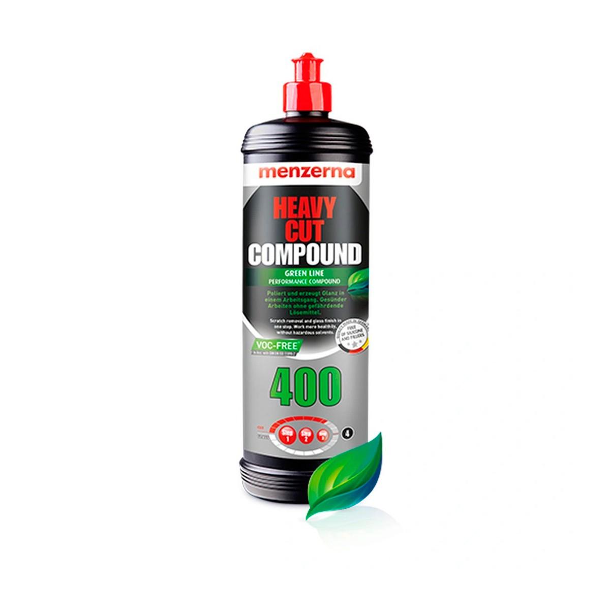 Heavy Cut Compound 400 Green Line 1Kg - Menzerna