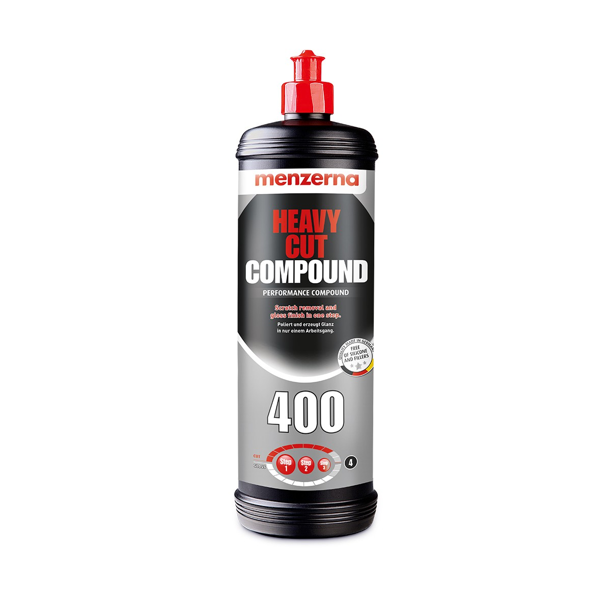 Heavy Cut Coumpound 400 - FG400 1L - Menzerna