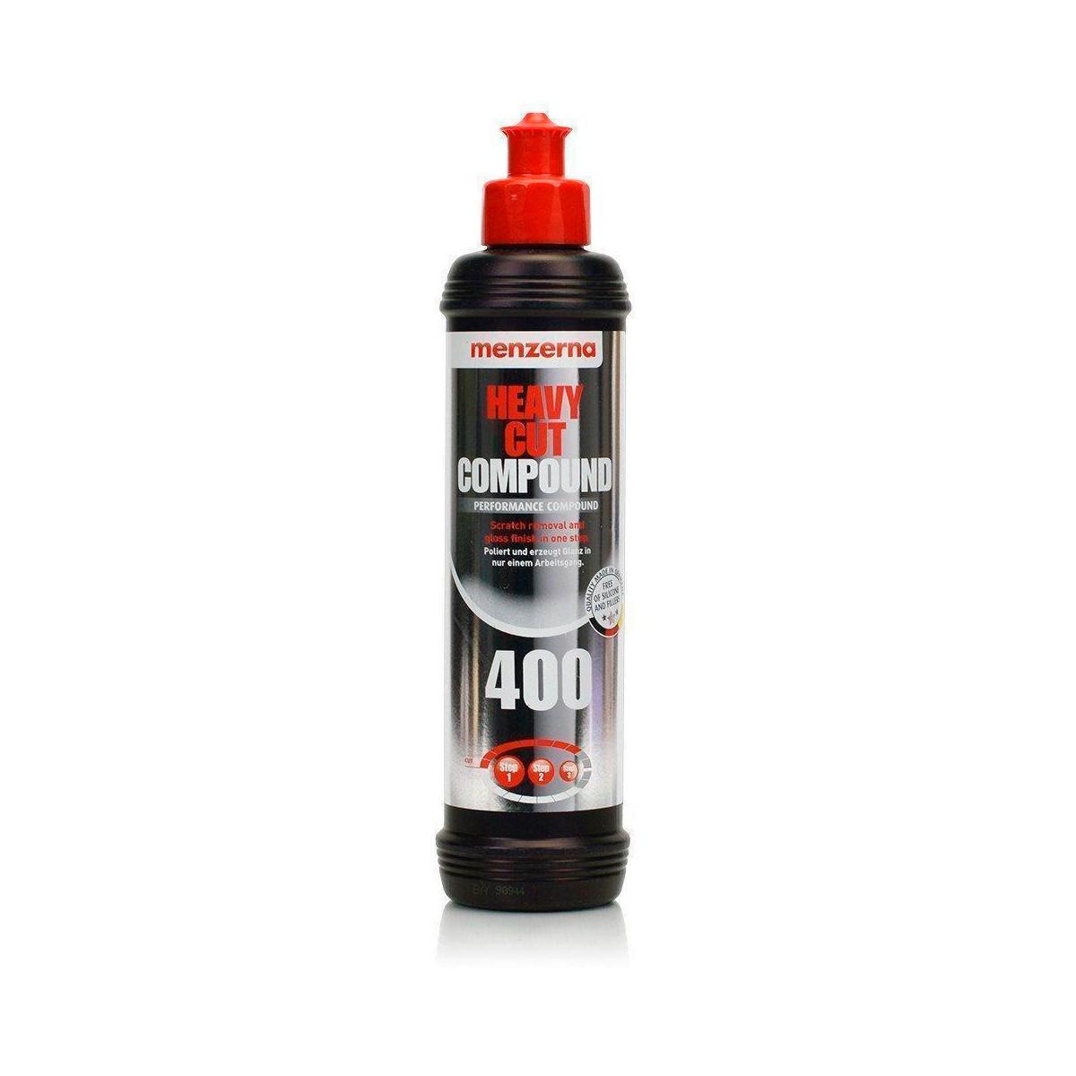 Heavy Cut Coumpound 400 - FG400 250ml - Menzerna