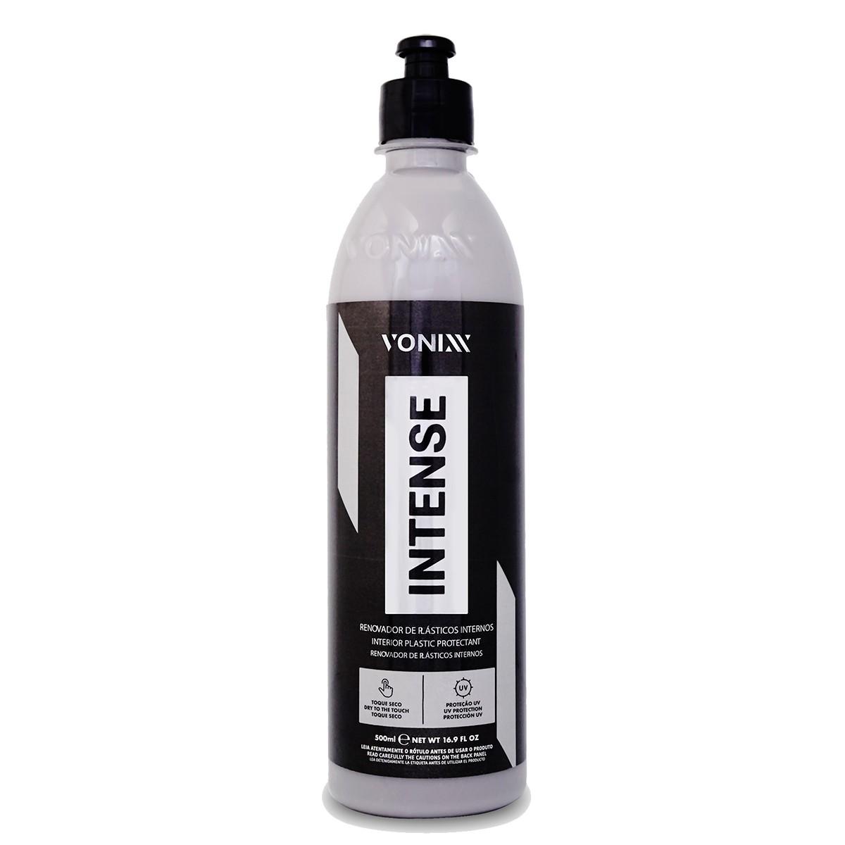 Intense 500ml ( Renovador de Plásticos Internos) - Vonixx