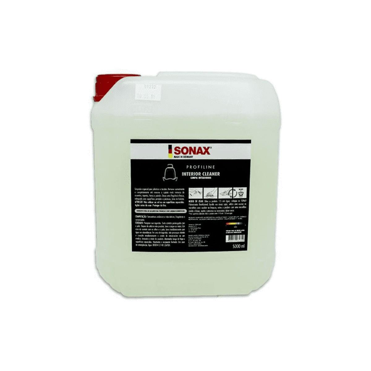 Interior Cleaner ( Limpa Interiores) 5L - Sonax