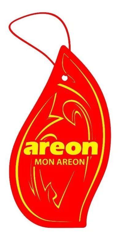 Kit 10 Aromatizante Seco Apple & Cinnamon - Areon