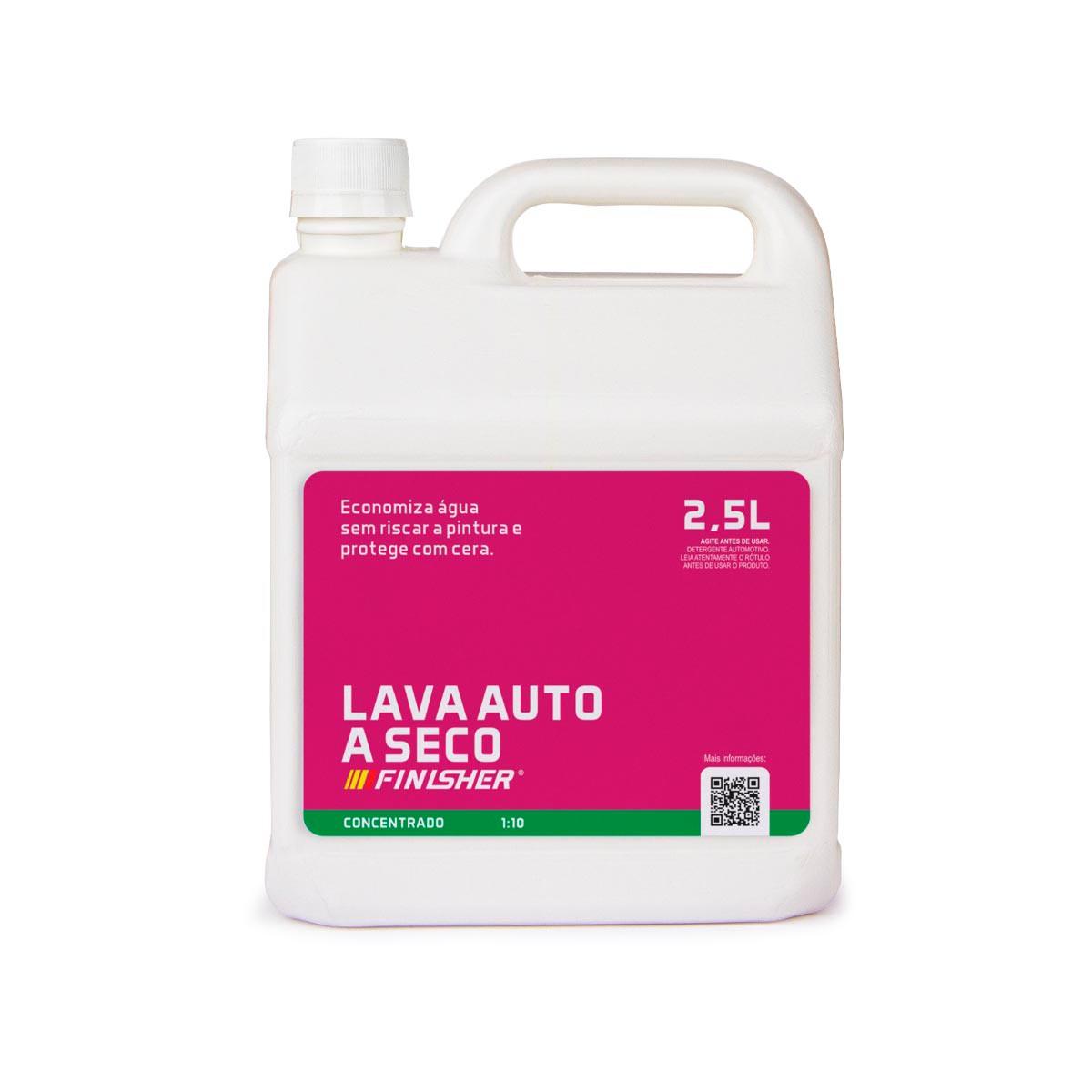 Lava Auto a Seco 2,5L - Finisher