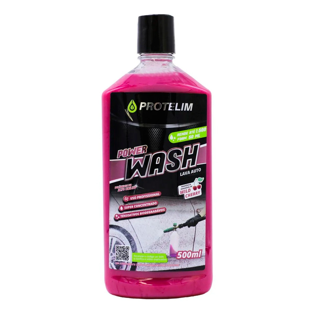 Lava Auto Power Wash 500 ml - Protelim