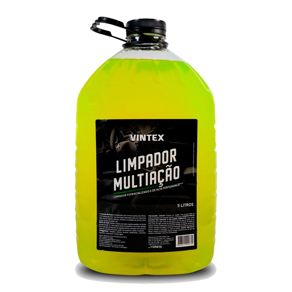 Limpador Multiacão 5L - Vonixx