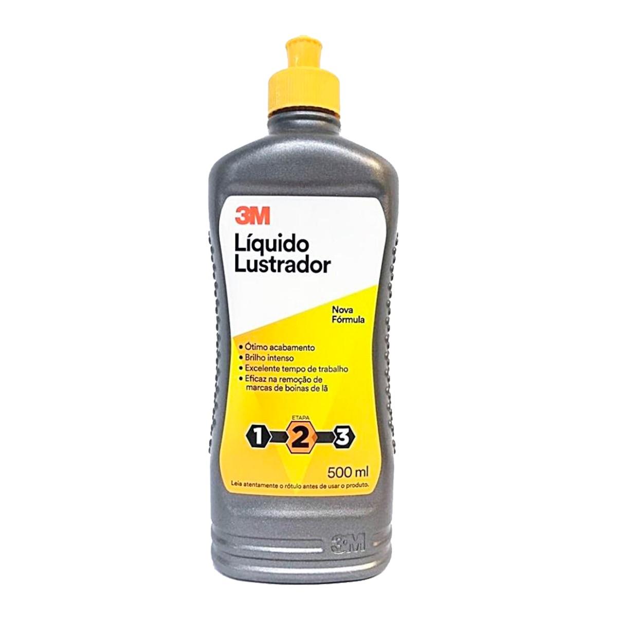 Líquido Lustrador Finalizador 500ml - 3M