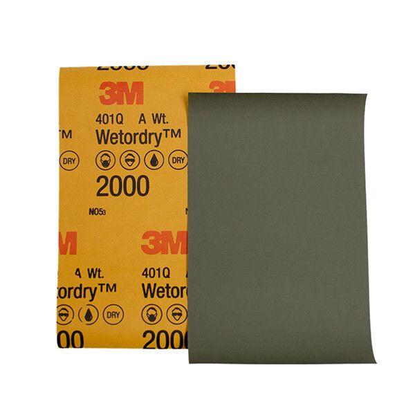 Lixa 2000 D'Agua 02044 Wetordry (Cada) - 3M