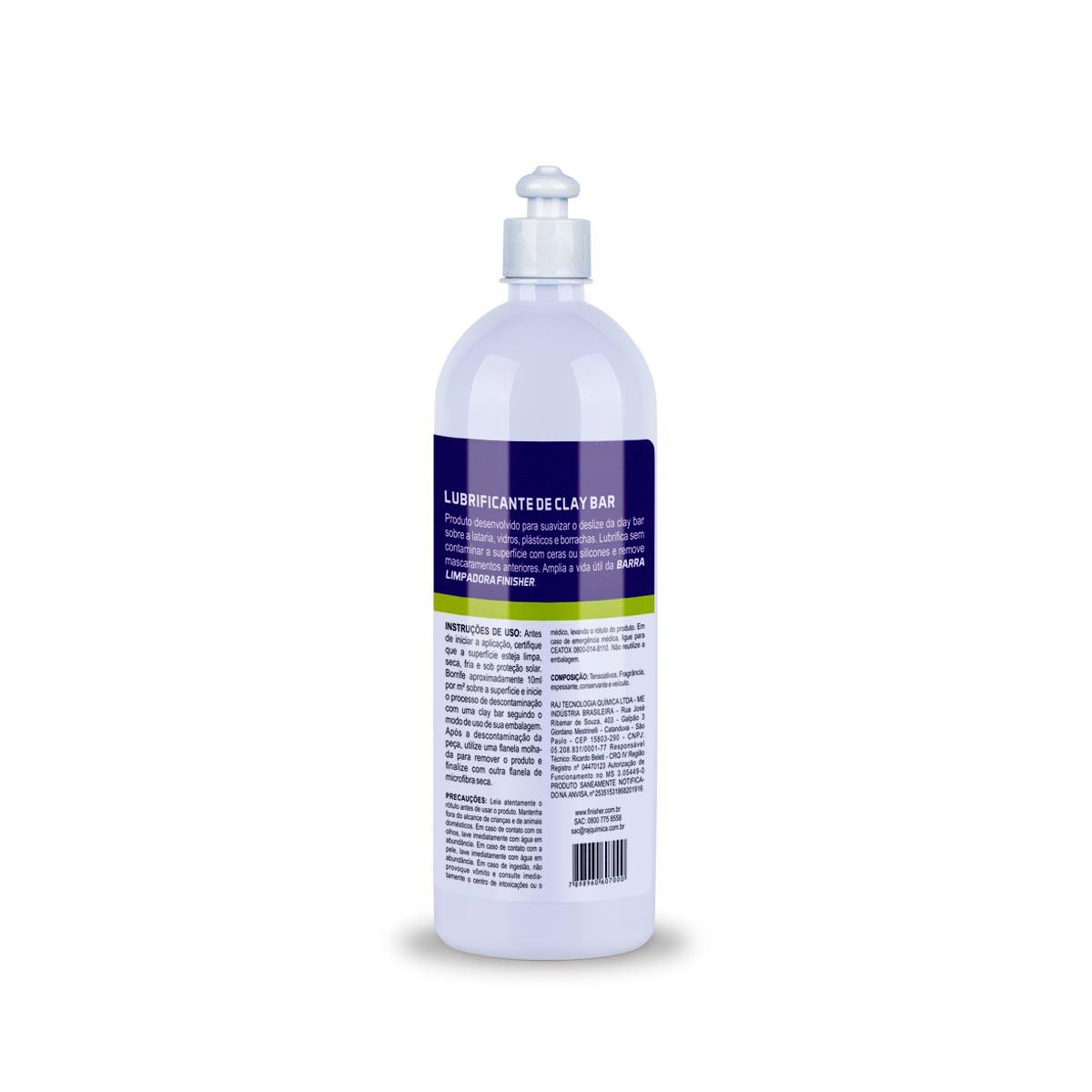 Lubrificante de Clay Bar Spray 1L - Finisher