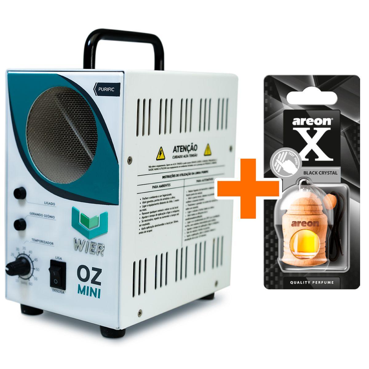Máquina De Oxi Sanitização Oz Mini - Wier + Brinde