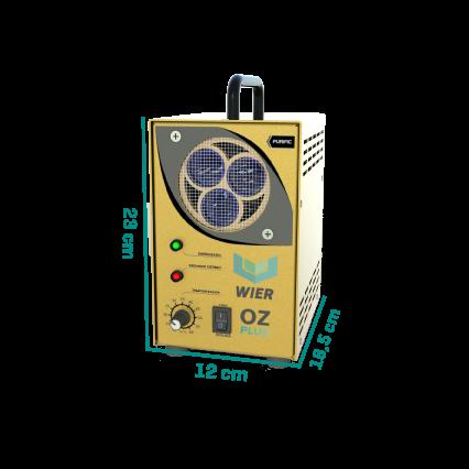 Máquina De Oxi Sanitização Oz Plus - Wier