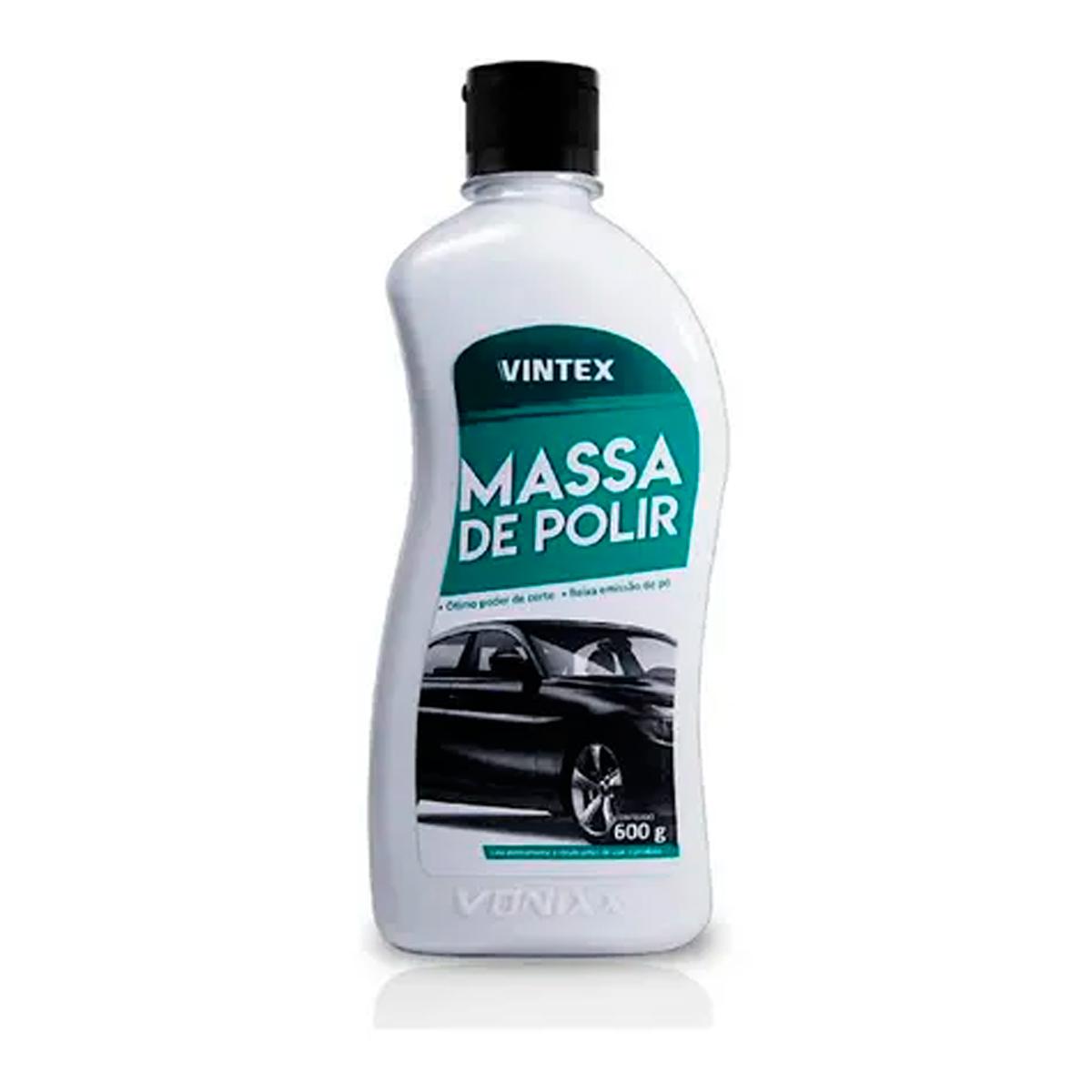 Massa de Polir 600g - Vintex/Vonixx