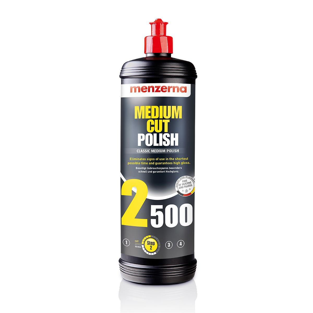 Medium Cut Polish 2500 1L - Menzerna