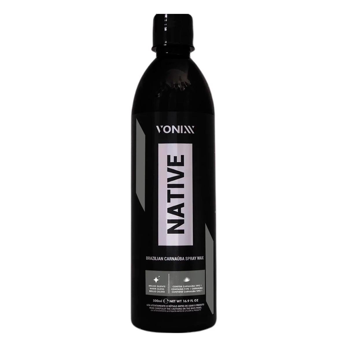 Native Spray Wax 500ml ( Native )- Vonixx